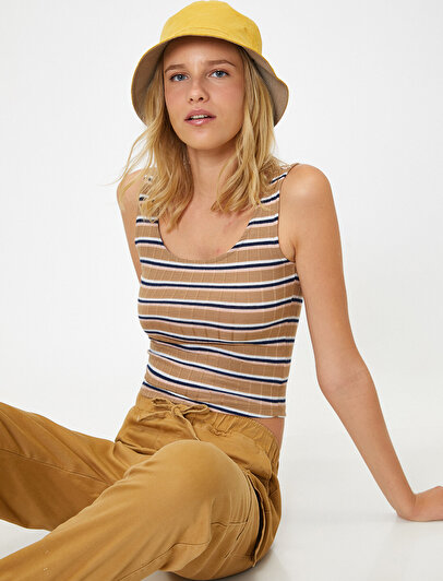 Striped Tank Top