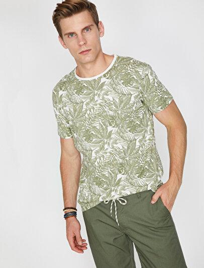 Pattarned T-Shirt