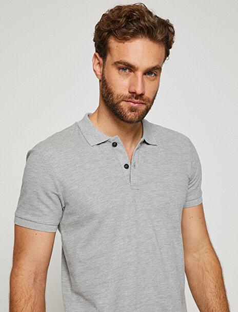 Erkek Polo Yaka T-Shirt