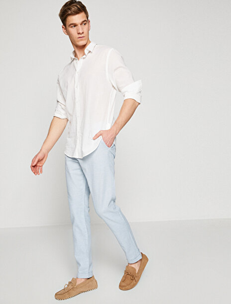 Erkek Normal Bel Pantolon