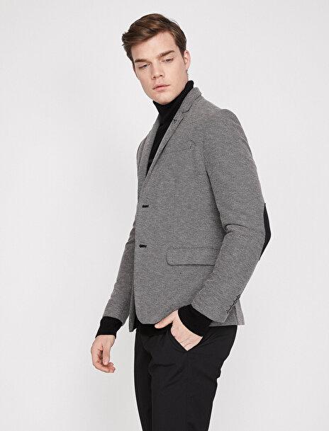 Erkek Klasik Yaka Ceket
