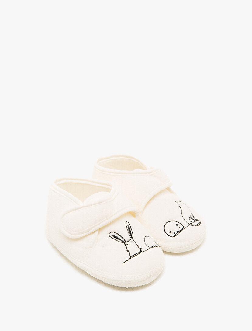 Desenli Ayakkabı