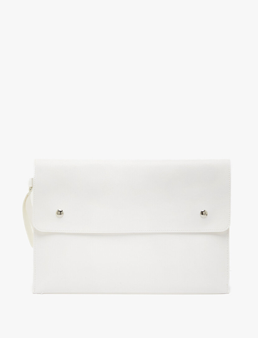 Zımba Detaylı Çanta
