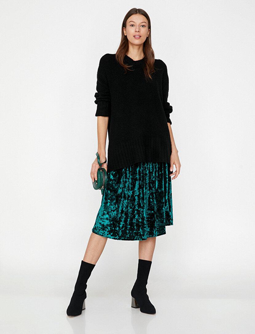 Etek Mağza: skirt-sun