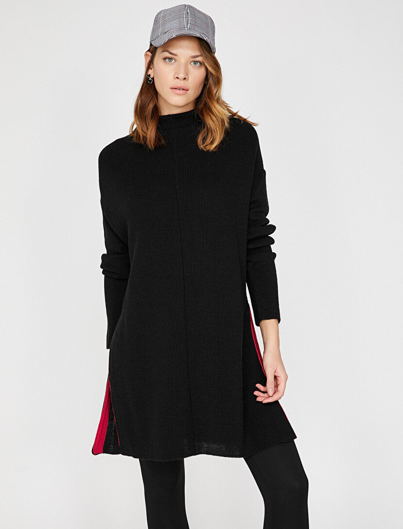 960ac77b70674 Bayan Uzun Tunik, Tunik Gömlek Modelleri ve Fiyatları   Koton