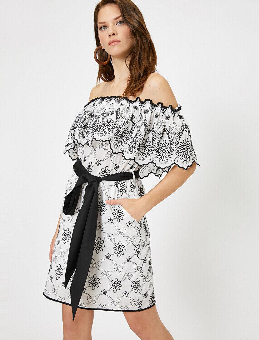 529d6a948b22f Bayan Elbise Modelleri | Koton Elbise