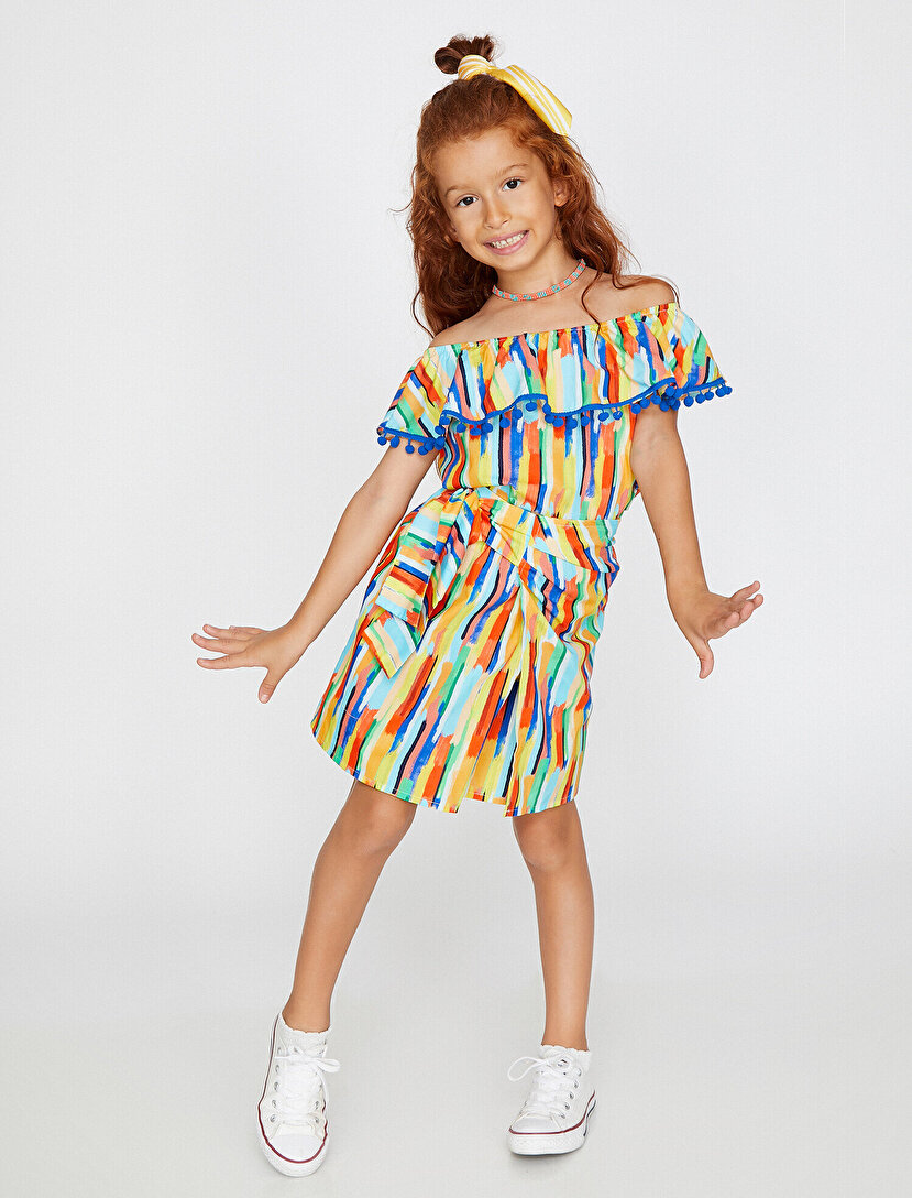 6eb8e53bdc1dc Kız Çocuk Modelleri | Koton Kız Çocuk