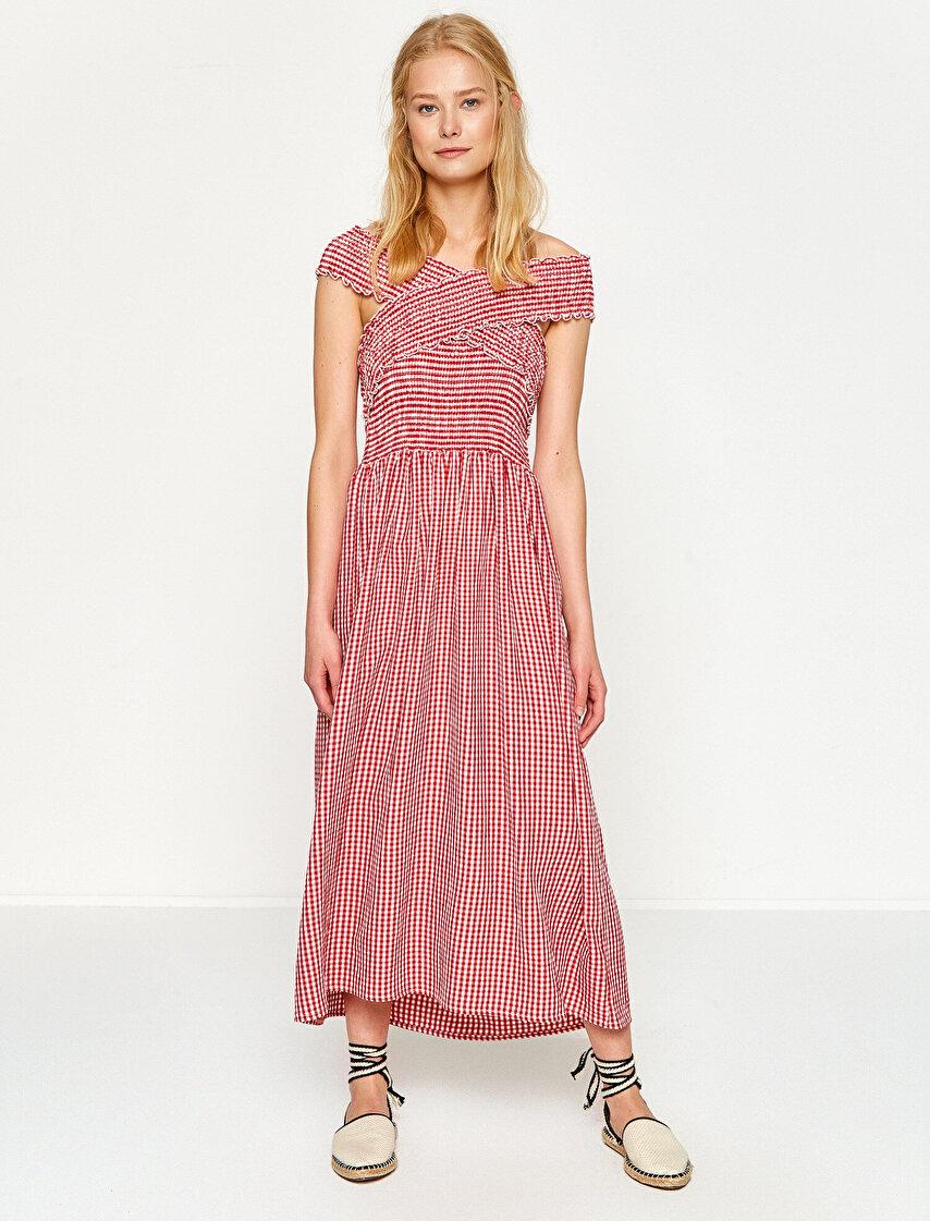 4cfdea3deefc4 Outlet Bayan Elbise Modelleri | Koton Outlet