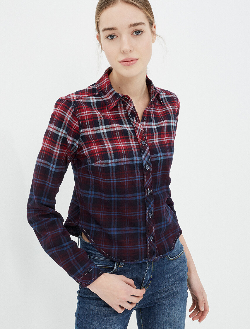 7169cc10c50bf Women Check Products Modelleri | Koton Check Products