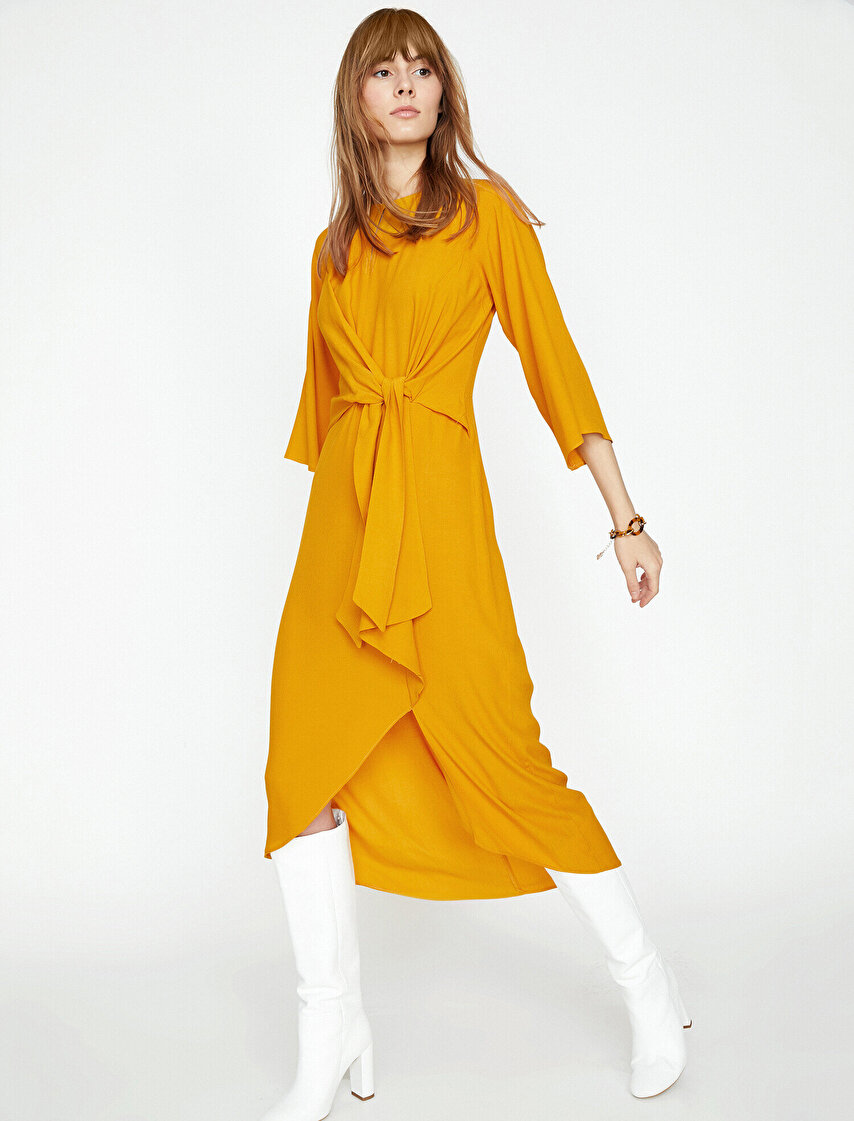 3de95aaaa5 Women Maxi Dresses - Dress Models and Prices I Koton Dress