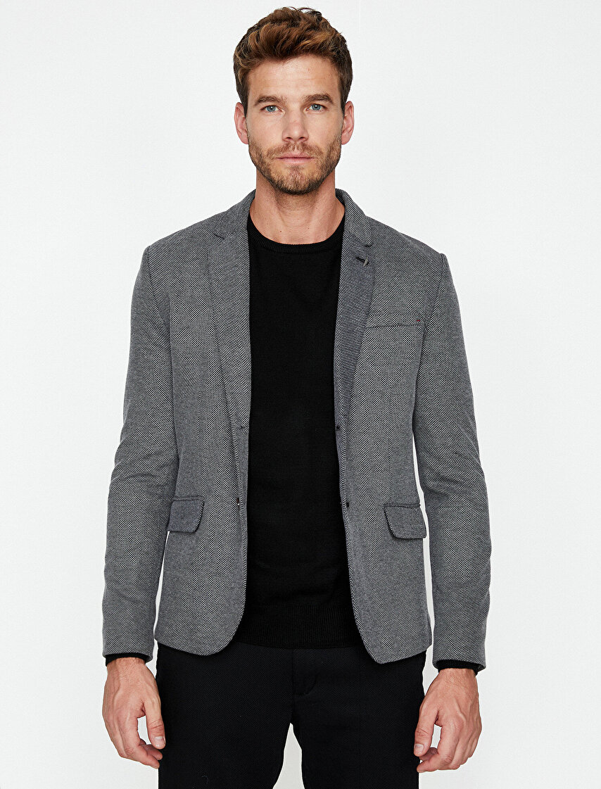 Erkek Ceket Blazer Ceket Klasik Ve Spor Ceket Modelleri Koton