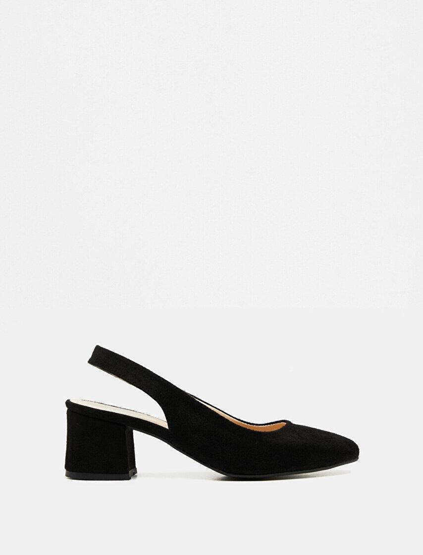 0083ac1833589 Topuklu Ayakkabı Modelleri & Ucuz Topuklu Ayakkabı Fiyatları   Koton