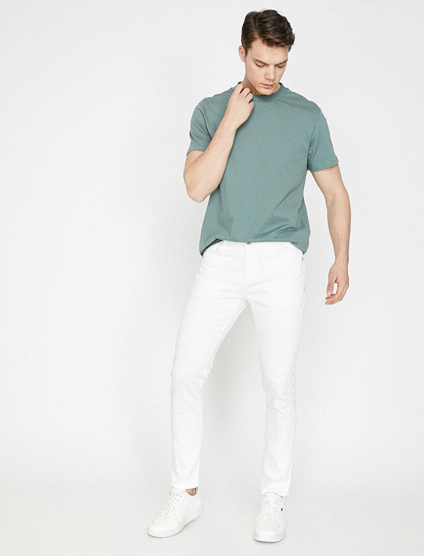 dd4427c5da0d1 Erkek Kot Pantolon - Jean Pantolon, Skinny ve Klasik Jeanler | Koton