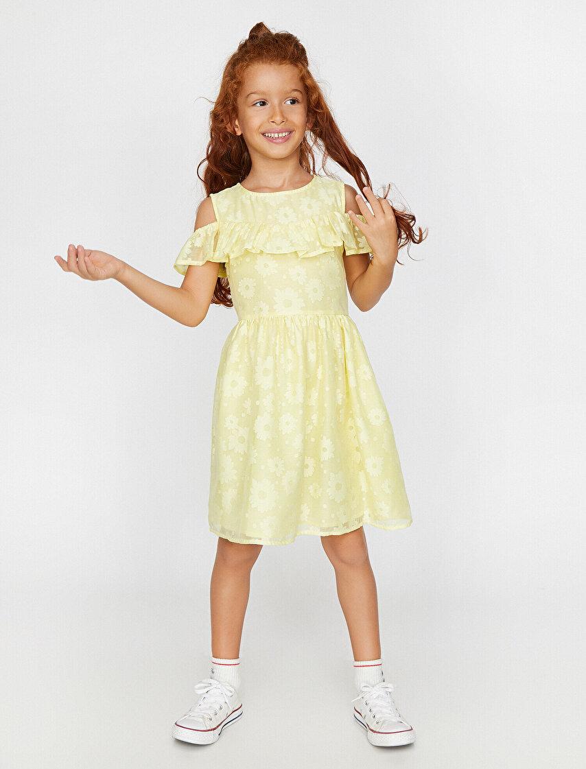 c94501007211a Kız Çocuk Elbise Modelleri & Çocuk Elbise Fiyatları 2019 | Koton