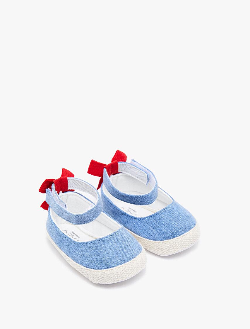 ae777e92b1825 Kız Bebek Ayakkabı Modelleri ve Fiyatları 2019 | Koton