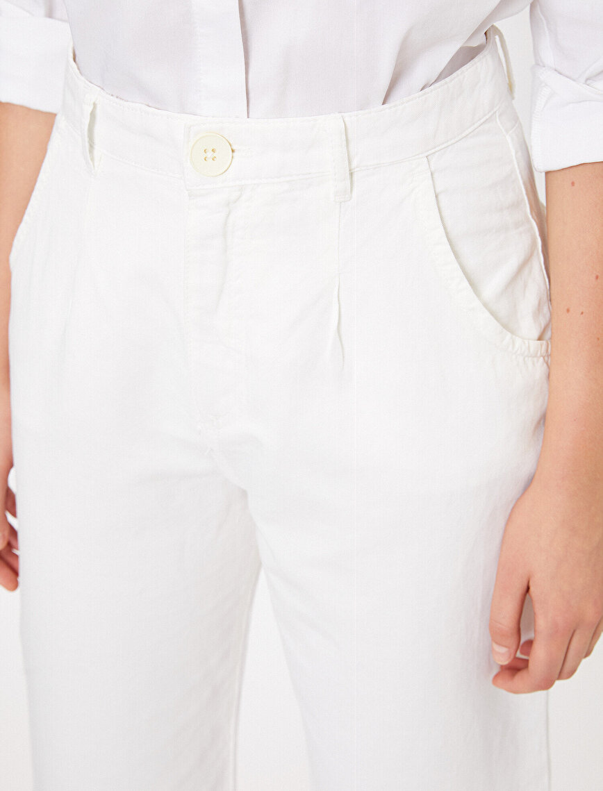 Pocket Detailed Trousers