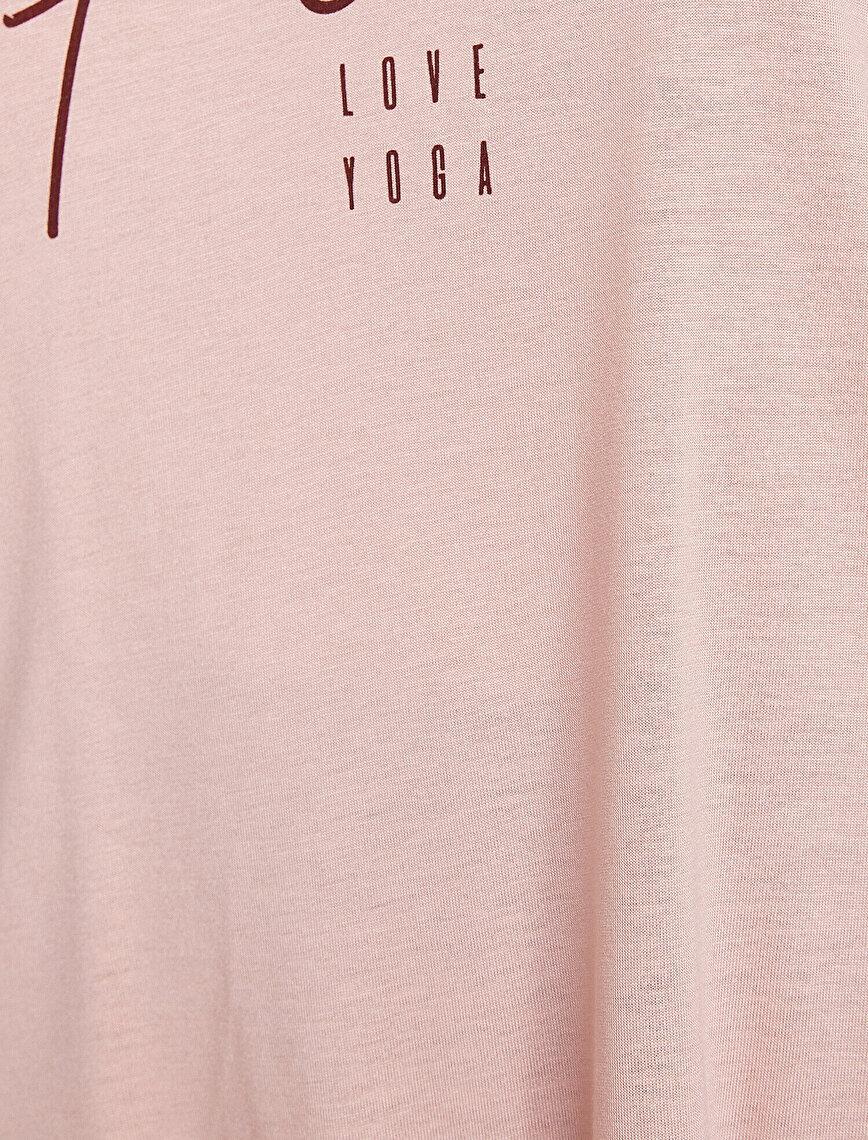 Back Detailed T-Shirt