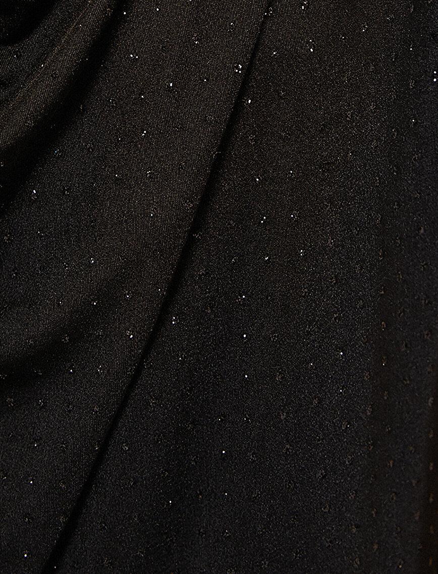 İşlemeli Bluz