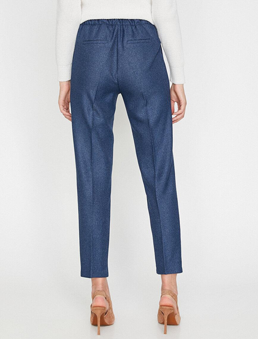 Cep Detaylı Pantolon