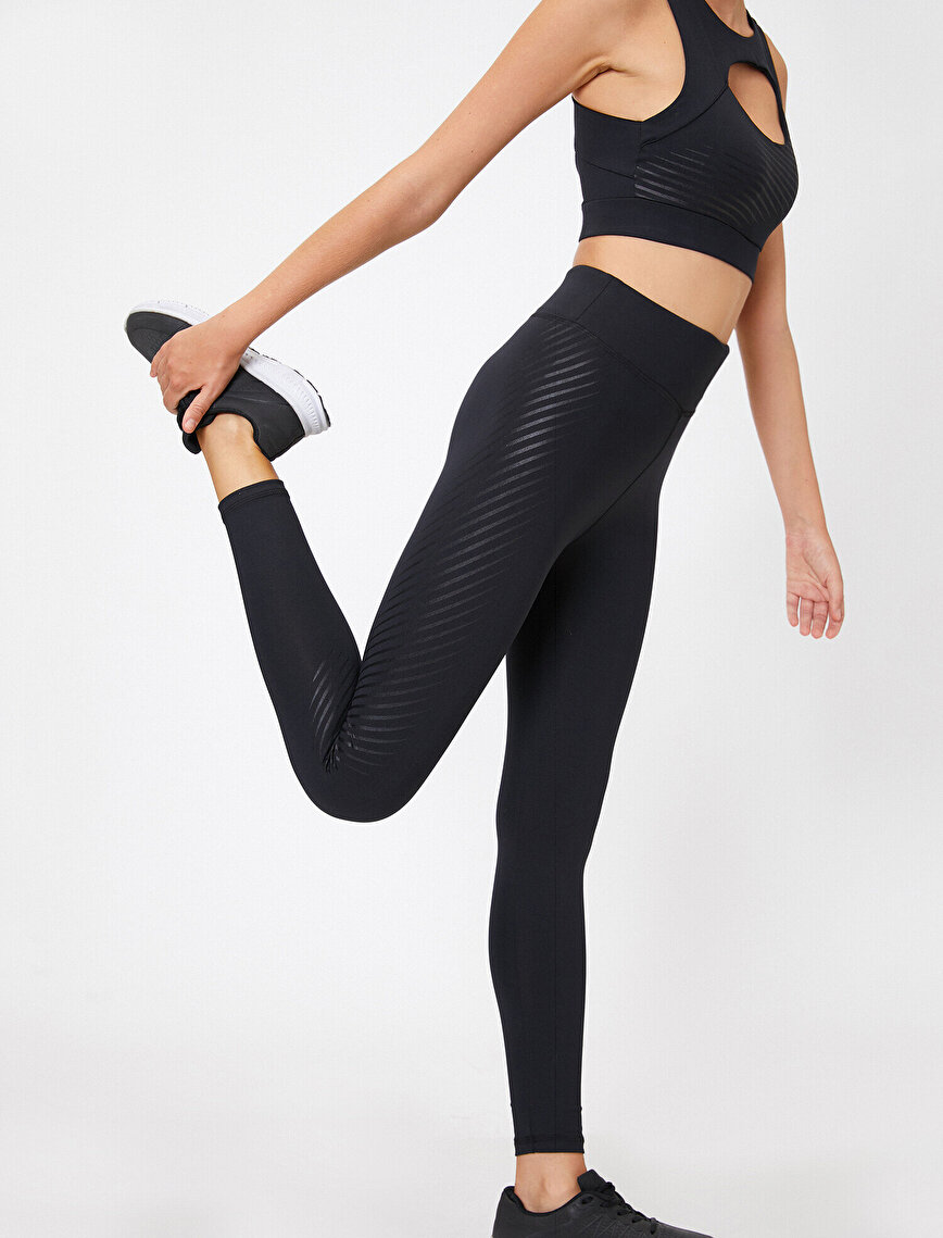 Ebru Şallı Loves Koton Sport Leggings