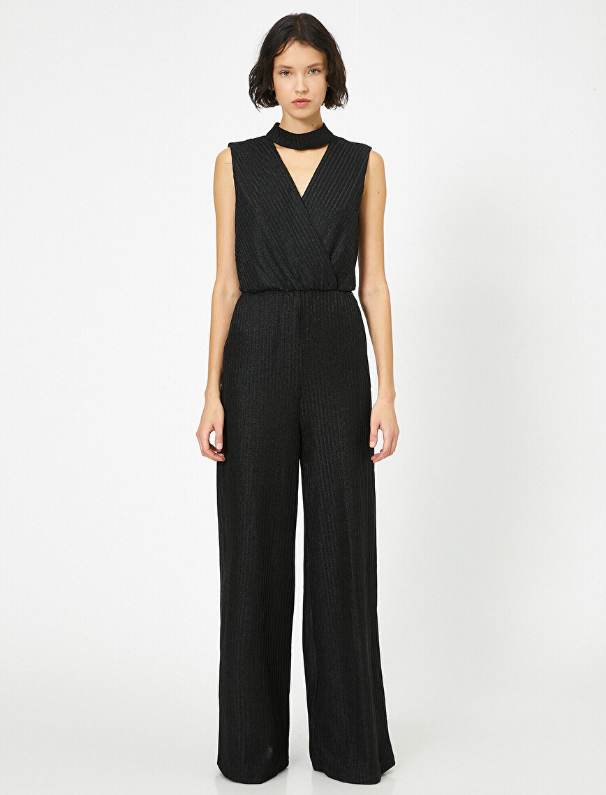 Sleeveless Jumpsuits