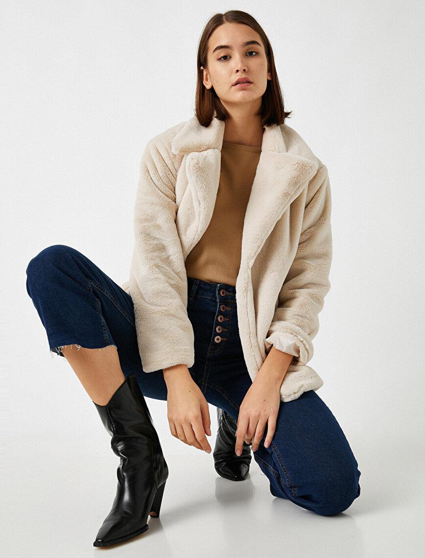 Victoria Jean - İspanyol Paça Pantolon
