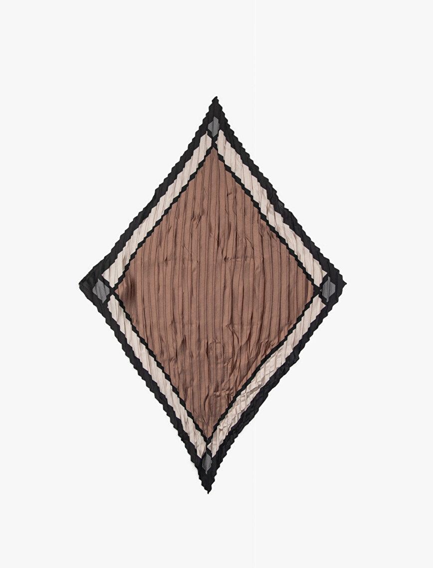 Desenli Şal