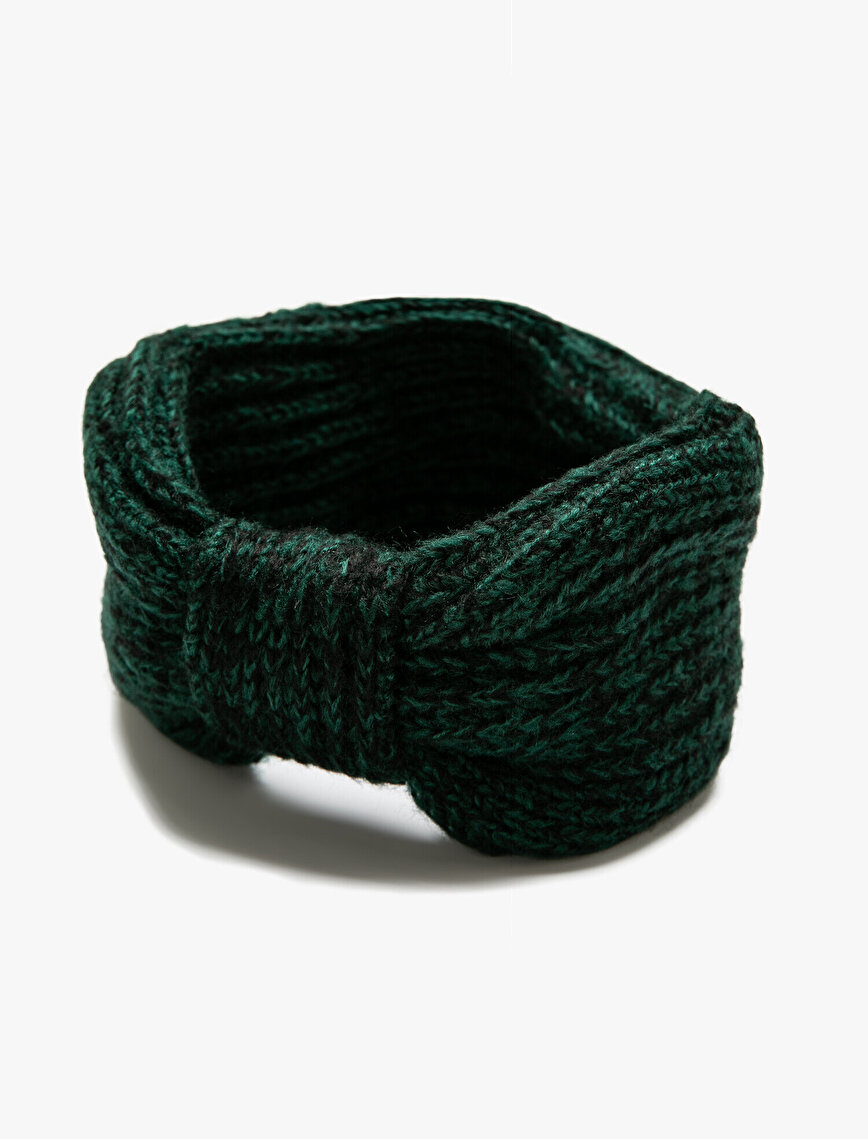 Knitted Hair Accessory