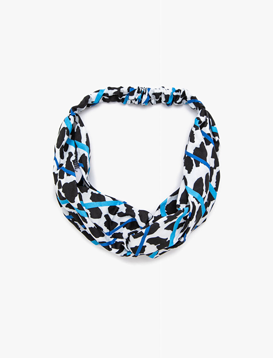 Patterned Hair Accessory