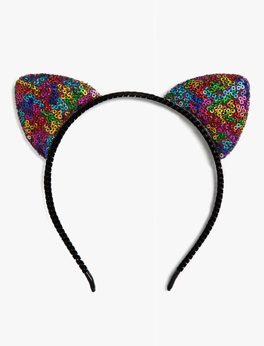 Sequinned Hair Accessory