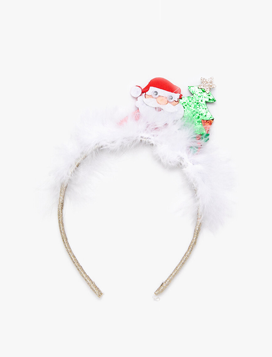New Year Theme Hair Accessory