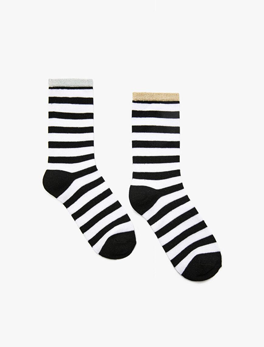 2 Packs Woman Socks