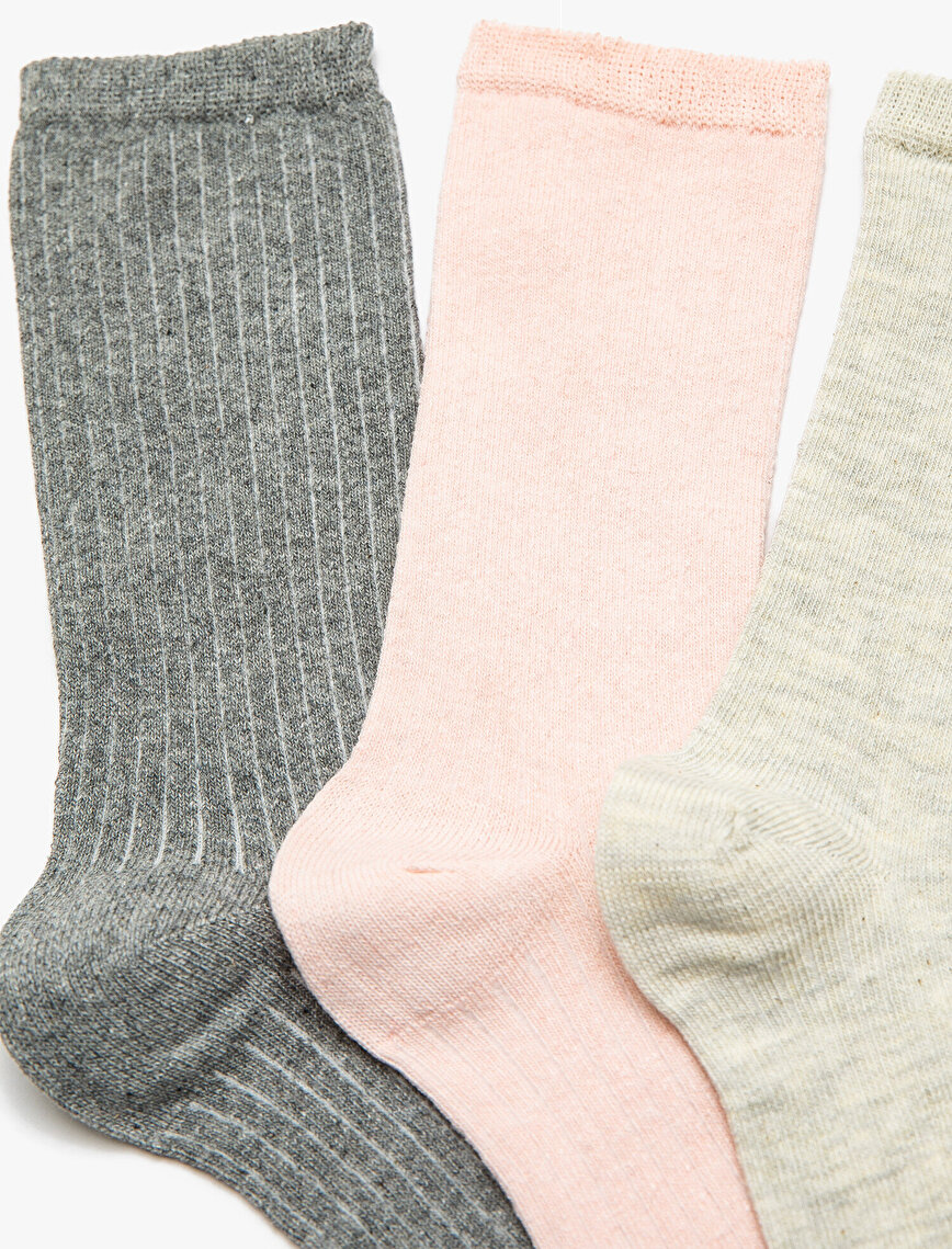 3 Pack Woman Socks