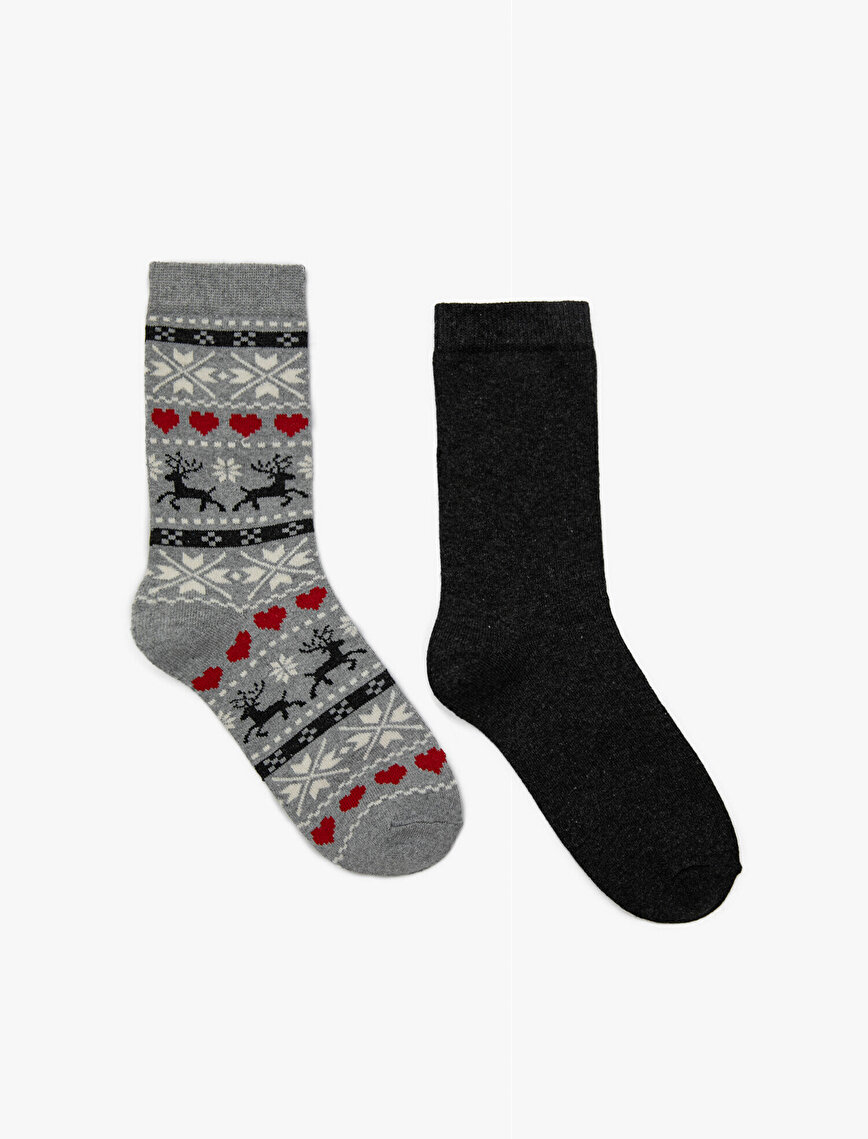 2 Packs Woman Sock