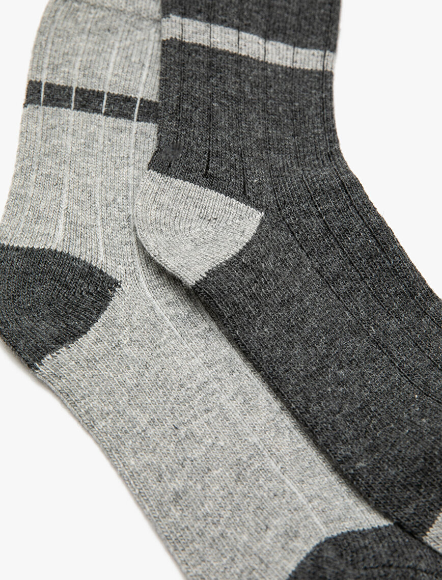 2 Packs Woman Socks