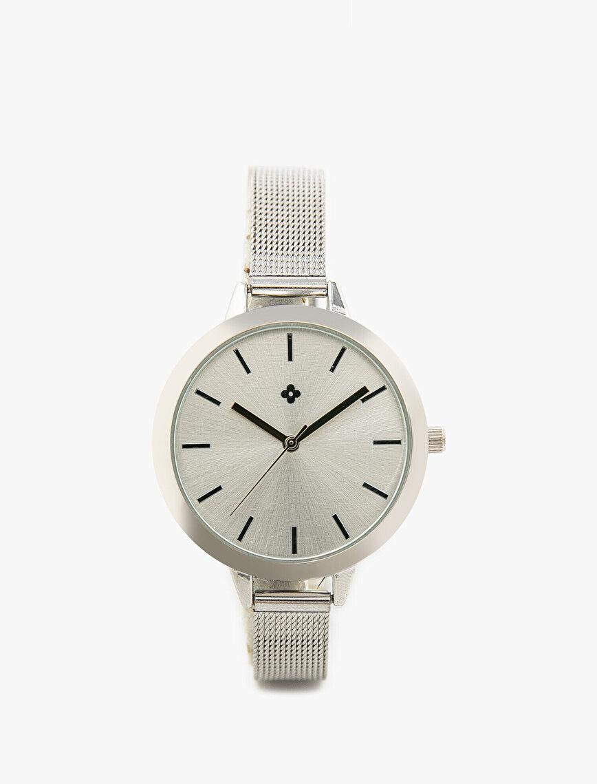 Metallic Watch