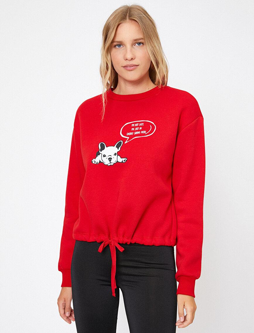 Koton Love Sweatshirt