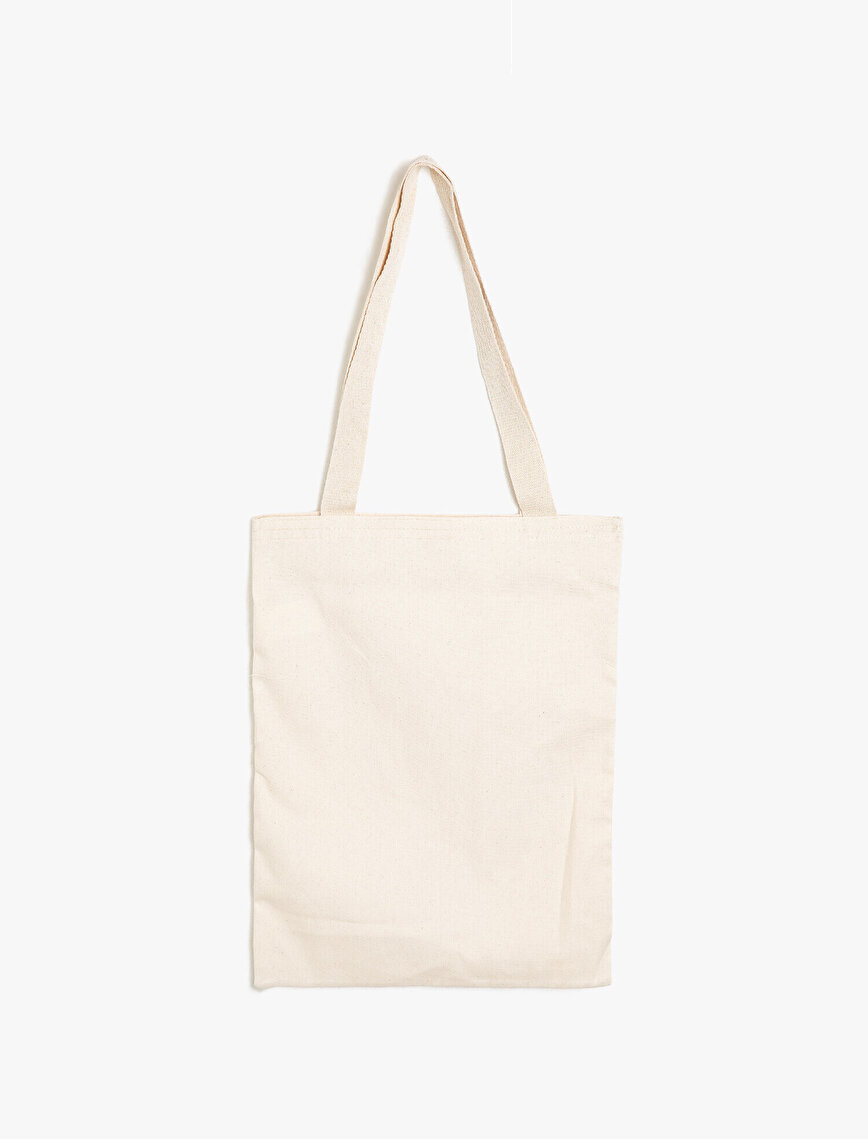 Yılbaşı Temalı Bez Çanta