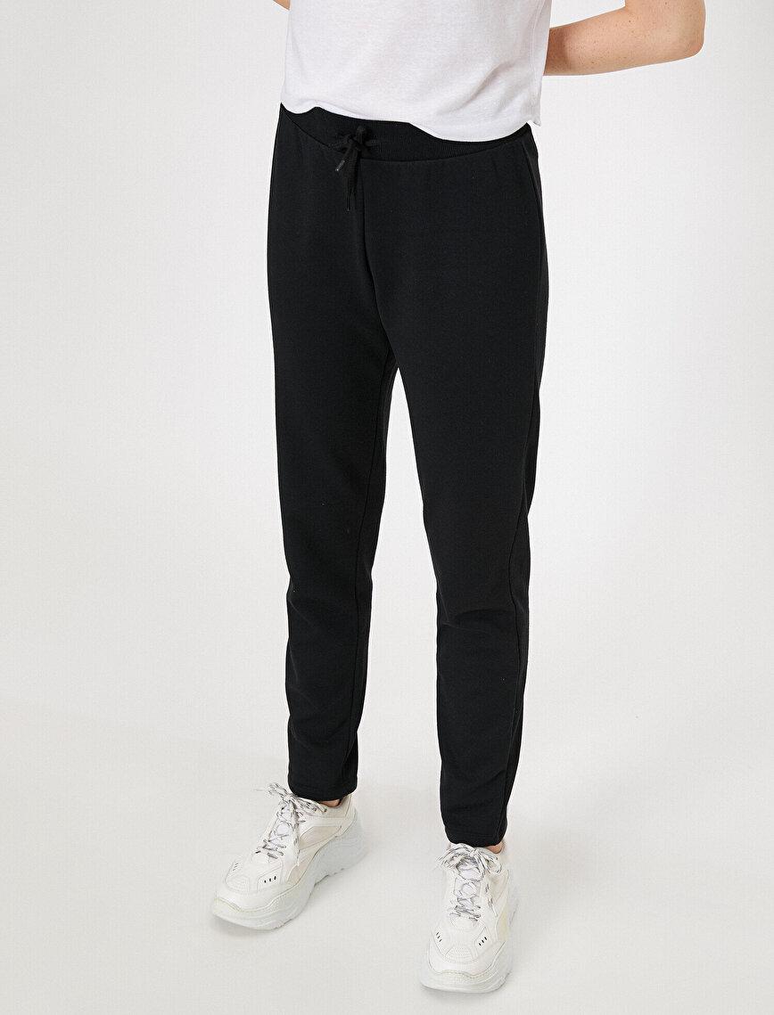 Tie Waist Joggings Pants