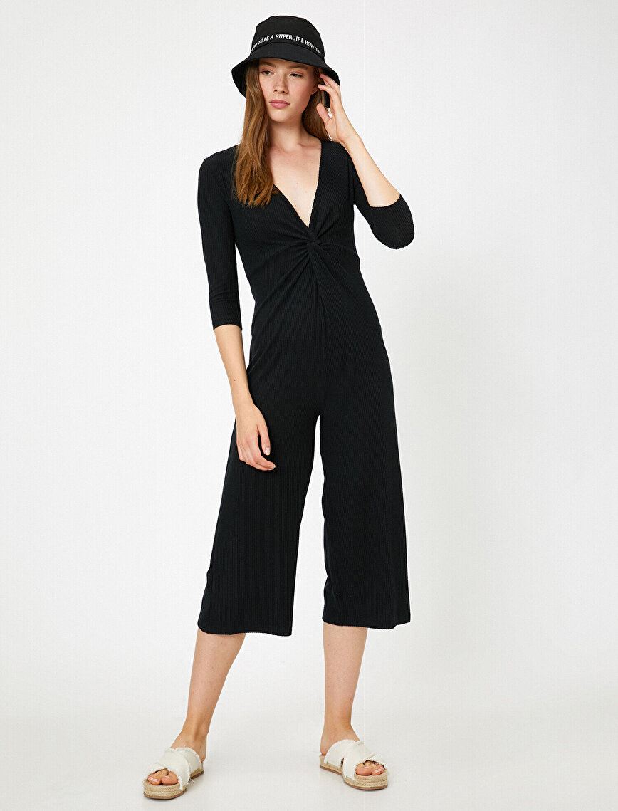 Drow String Jumpsuits