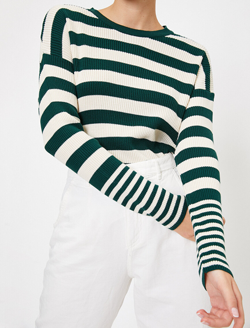 Striped Jumper
