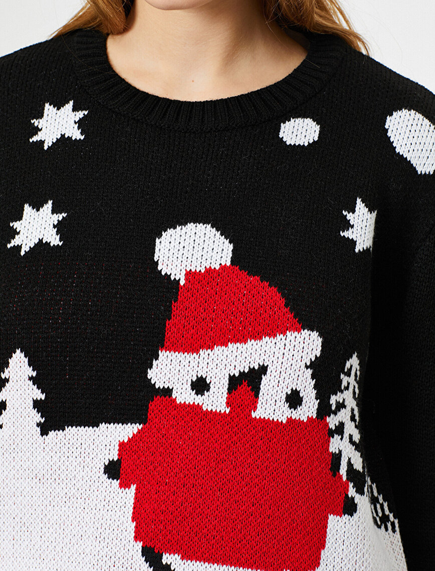 Christmas Detailed Jumper