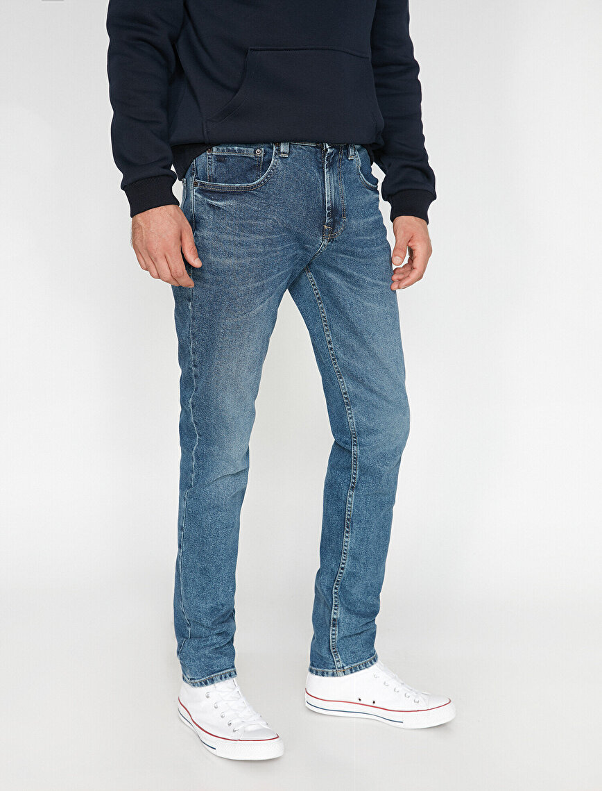 Mark Straıght Fit Jean Pantolon