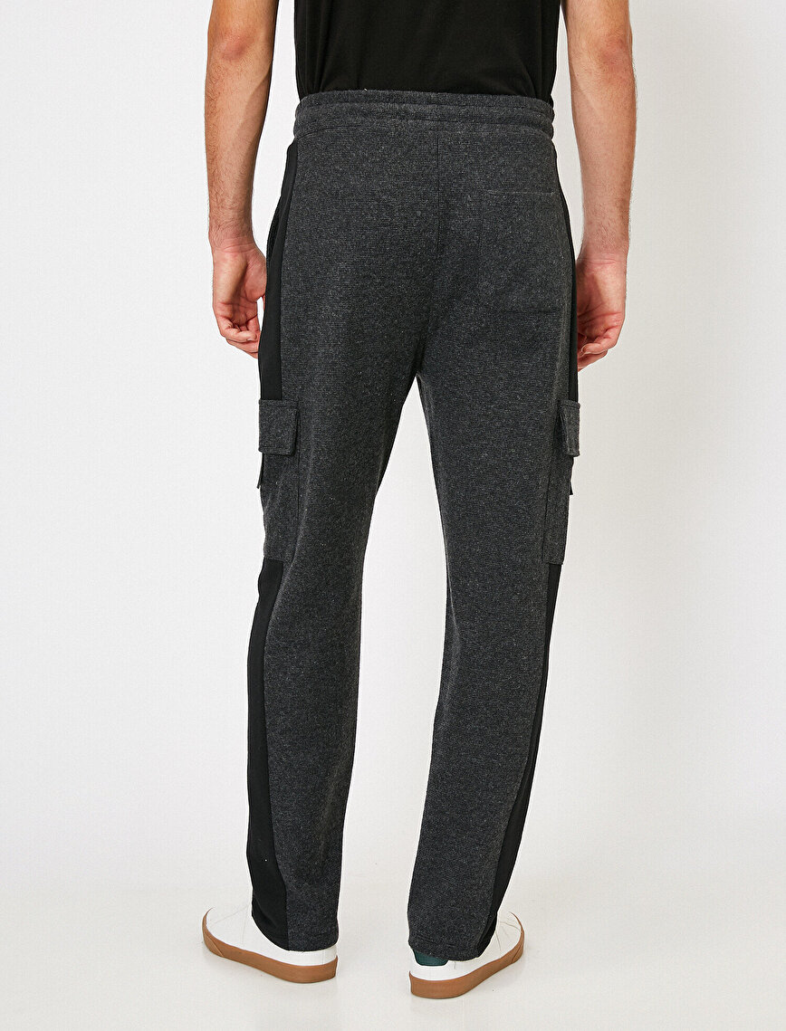 Pocket Detailed Jogging Pants