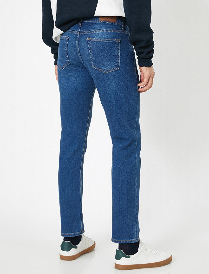 Mark Straight Jean Pantolon
