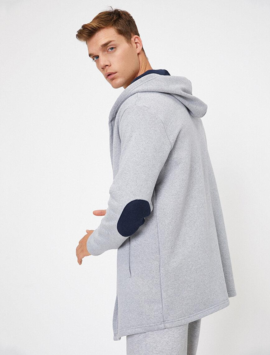 Hooded Cardıgan