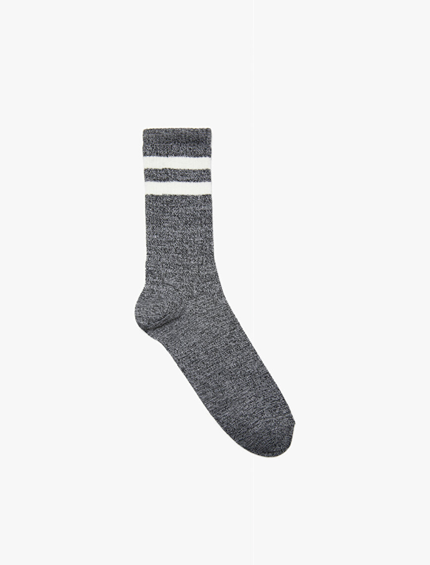 1 Pack Man Socks