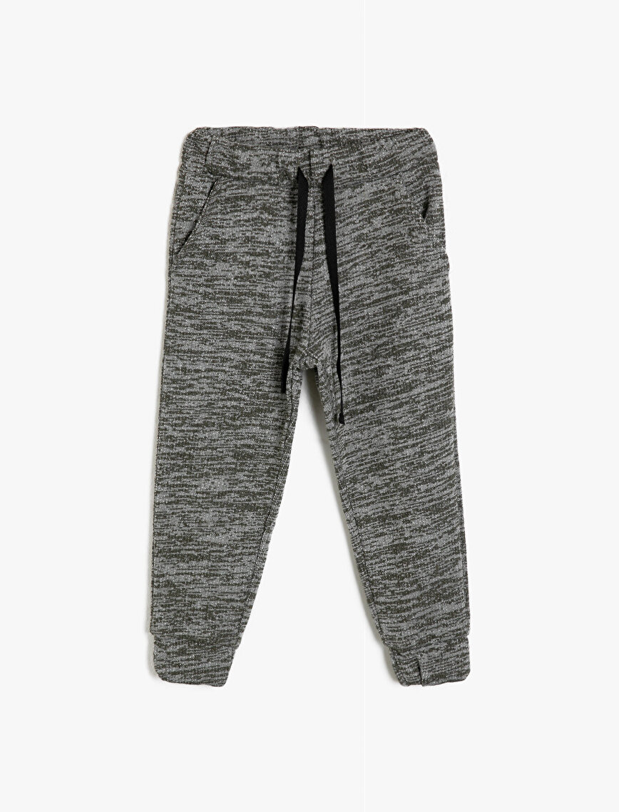 Medium Rise Sweat Bottoms