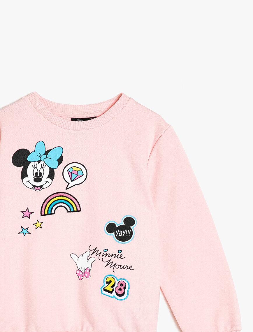 Minnie By Koton Sweatshirt