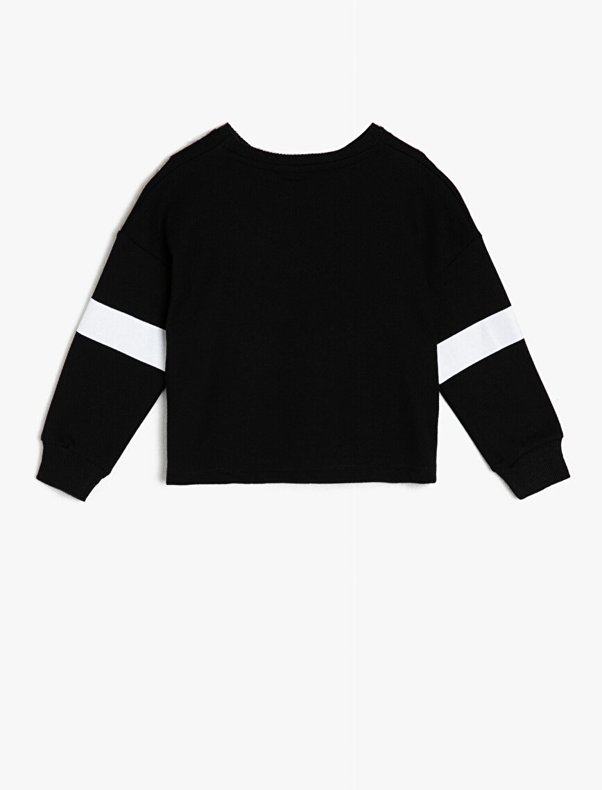 Minnie by Koton Baskılı Sweatshirt